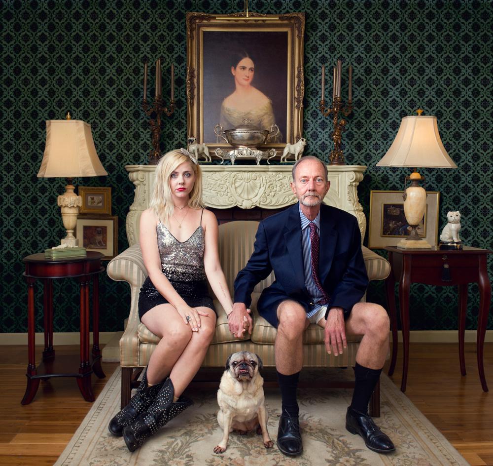 Кремер Джонсон, США, LensCulture Portrait Awards