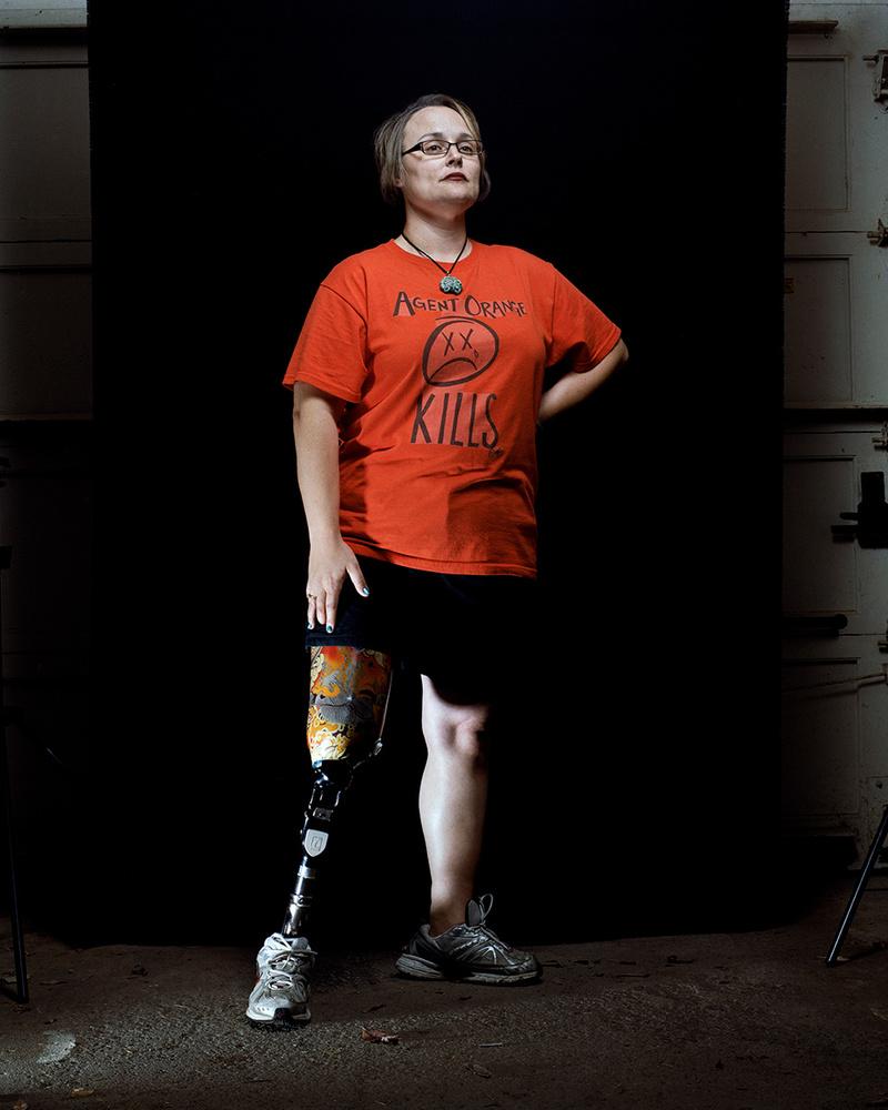 Матье Асселин, США, LensCulture Portrait Awards