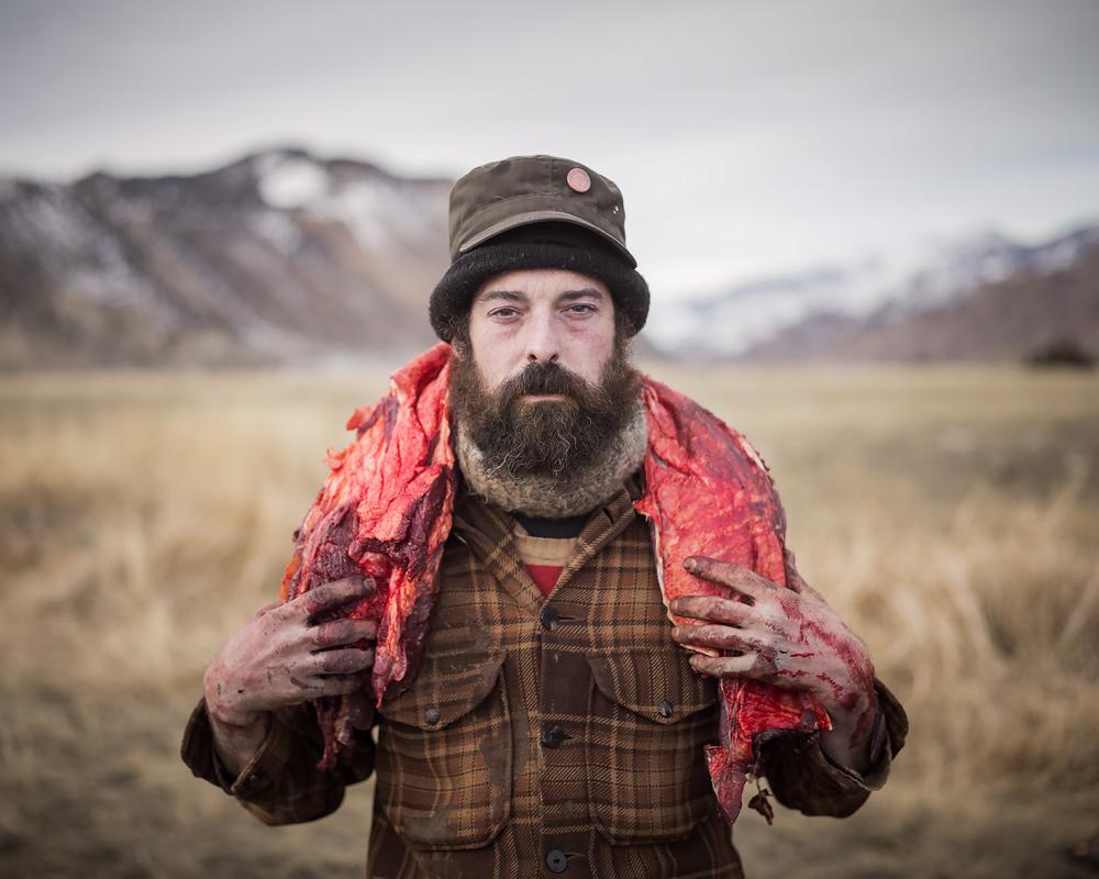 Мэтт Хамон, США, LensCulture Portrait Awards