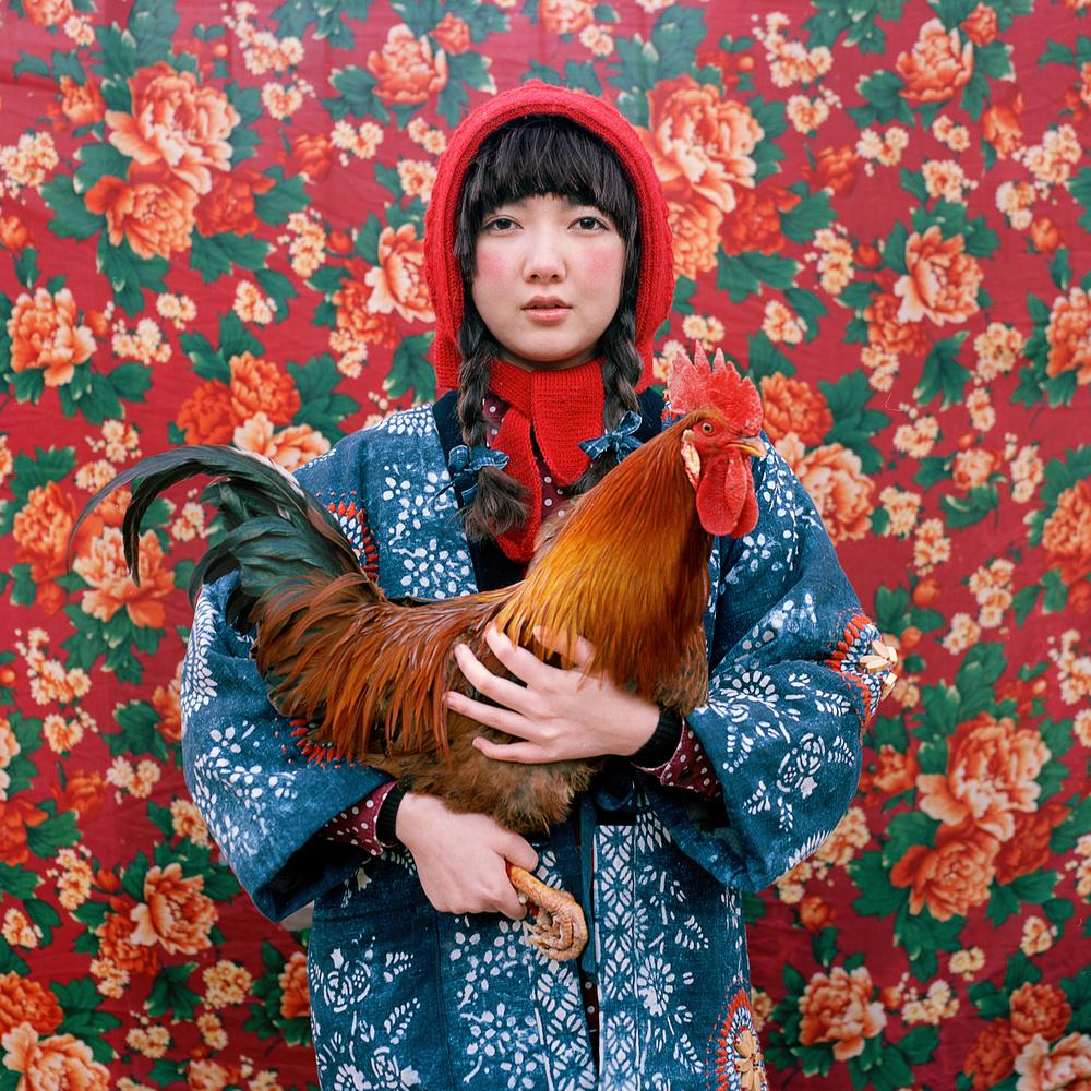 Лю Шувэй, Китай, LensCulture Portrait Awards
