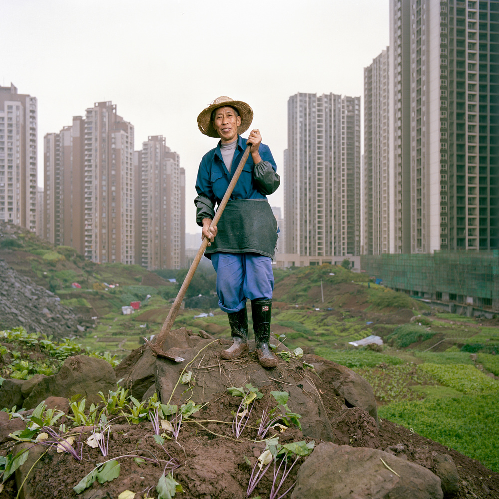 Тим Франко, Китай, LensCulture Portrait Awards