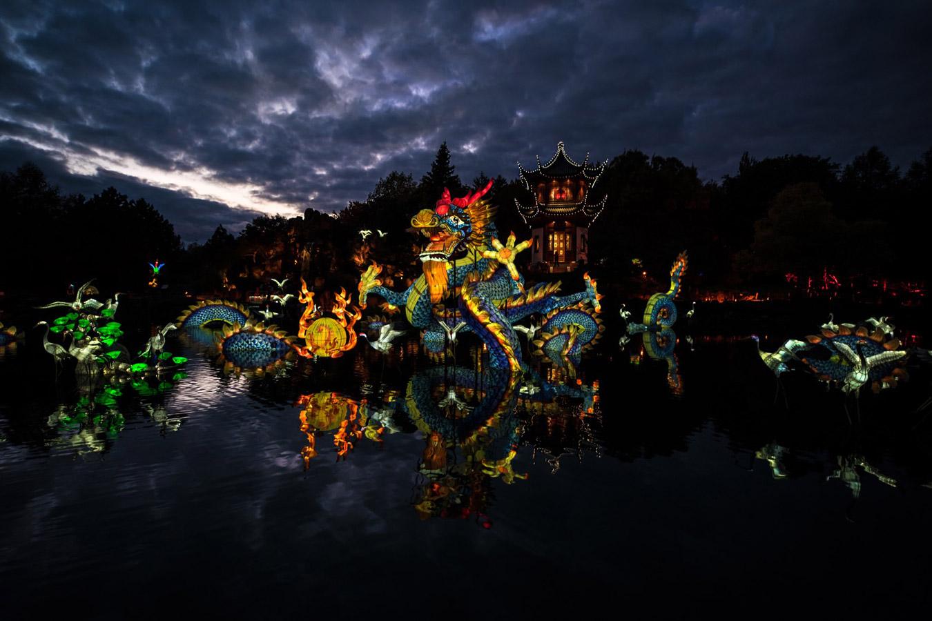 Угрожающие облака, © Вивиан / Vivian, Глобальный победитель, Фотоконкурс Metro Photo Challenge