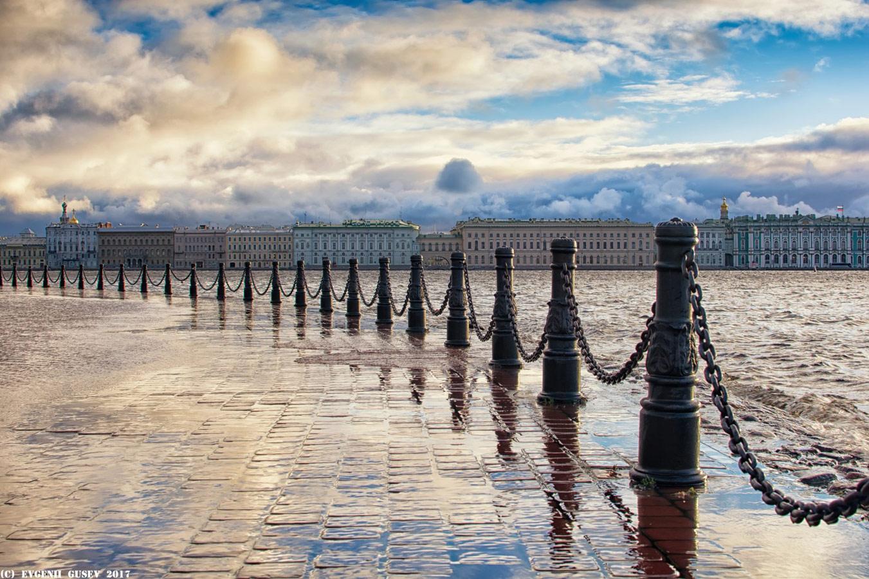 Петербург, © Евгений Гусев / Evgenii Gusev, Победитель национального голосования — Россия, Фотоконкурс Metro Photo Challenge