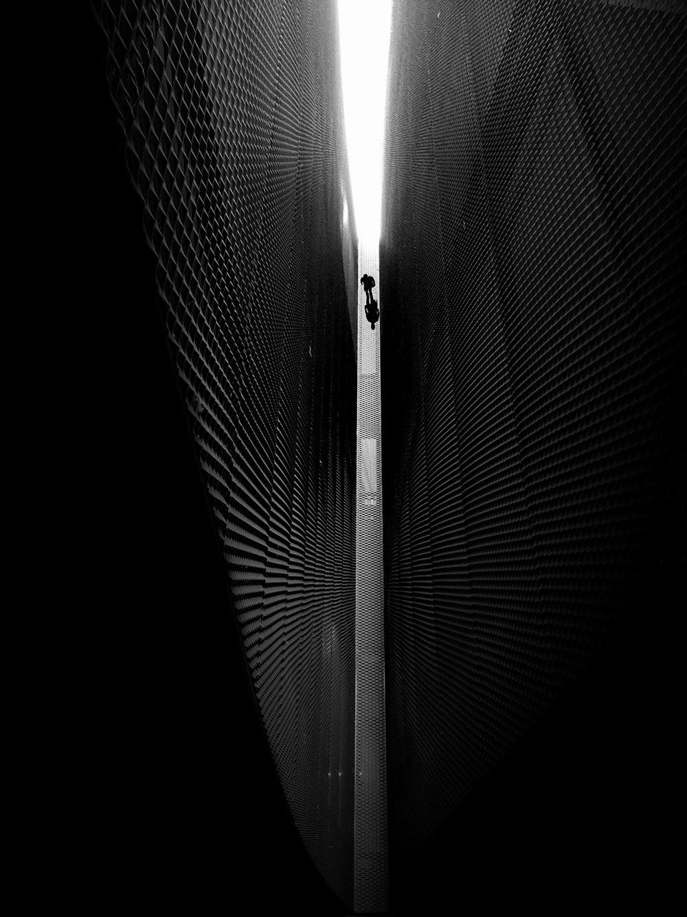 Хосе-Луис Саес / José-Luis Sáez, Победитель в категории «Чёрно-белое», Фотоконкурс Mobile Photography Awards
