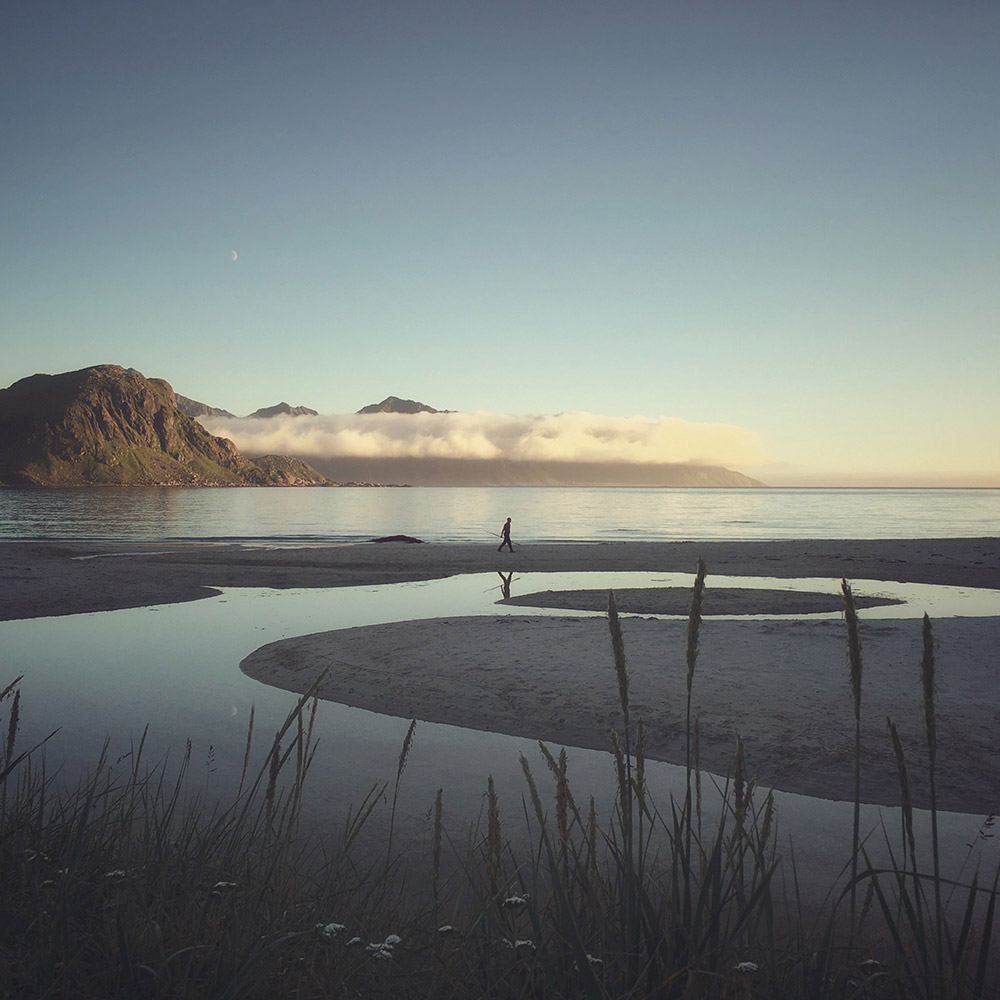 Марико Клуг / Mariko Klug, Победитель в категории «Пейзажи», Фотоконкурс Mobile Photography Awards