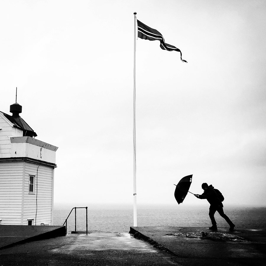 Дуэ Дейкстра / Douwe Dijkstra, Победитель в категории «Чёрно-белое», Фотоконкурс Mobile Photography Awards – MPA