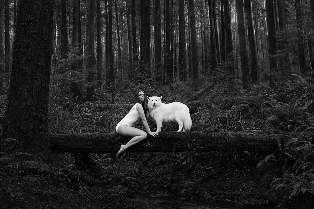Мелисса Амбер + РиверЛи, Канада / Melissa Amber + River Lee, Canada, Победитель в категории «Концептуализм» (серия), Фотоконкурс MonoVisions