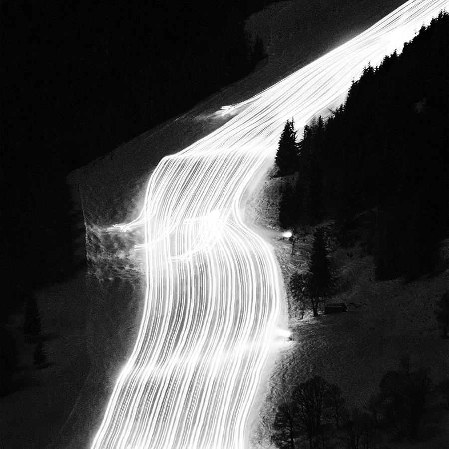 Оливер Куссингер, Германия / Oliver Kussinger, Germany, Победитель в категории «Абстракция» (кадр), Фотоконкурс MonoVisions