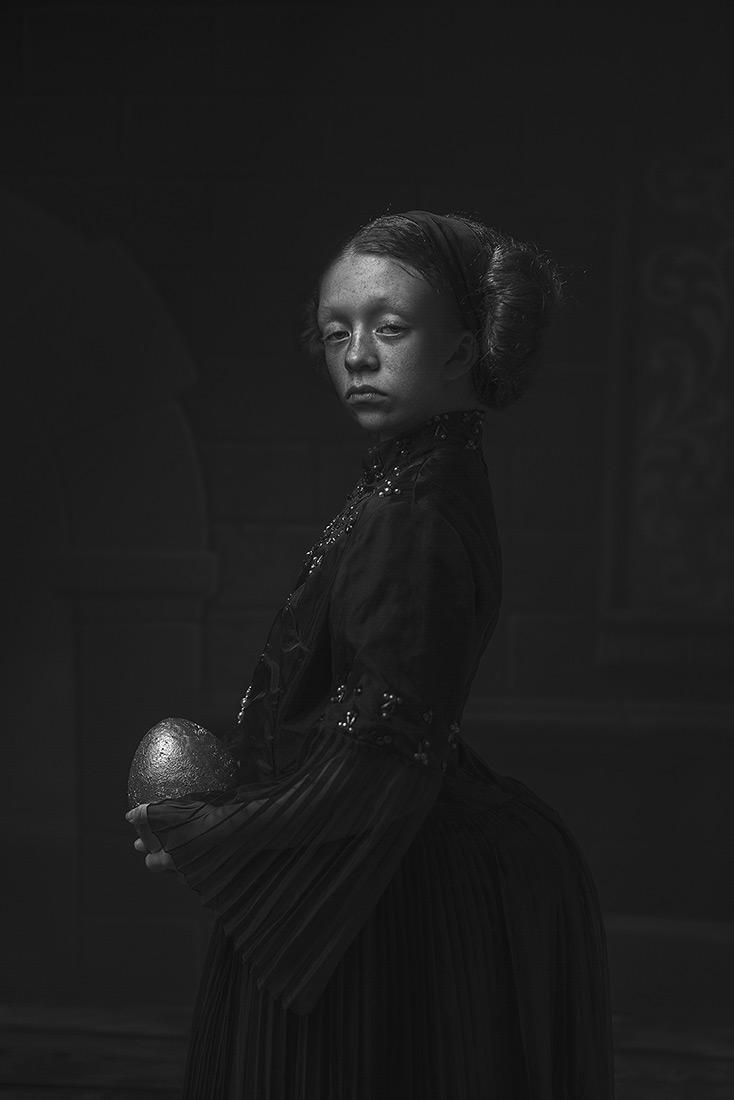 Ева Свикла, Нидерланды / Ewa Cwikla, Netherlands, Победитель в категории «Изобразительное искусство» (кадр), Фотоконкурс MonoVisions