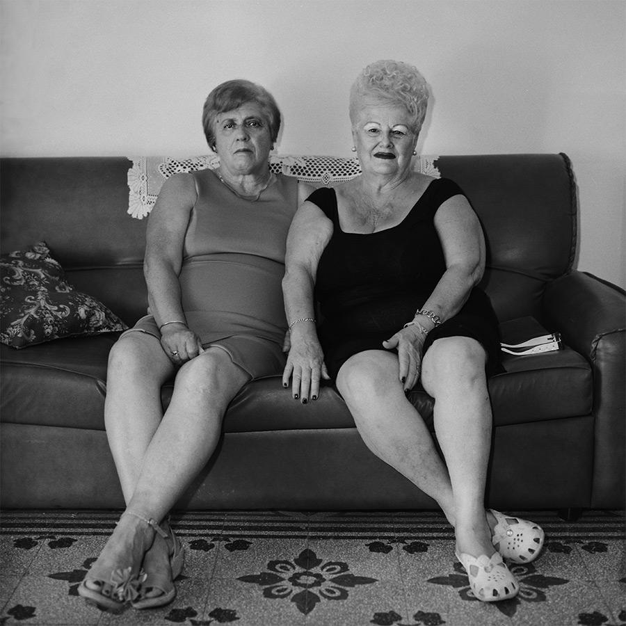 Яна Ричи, Германия / Jana Ritchie, Germany, Победитель в категории «Люди» (кадр), Фотоконкурс MonoVisions