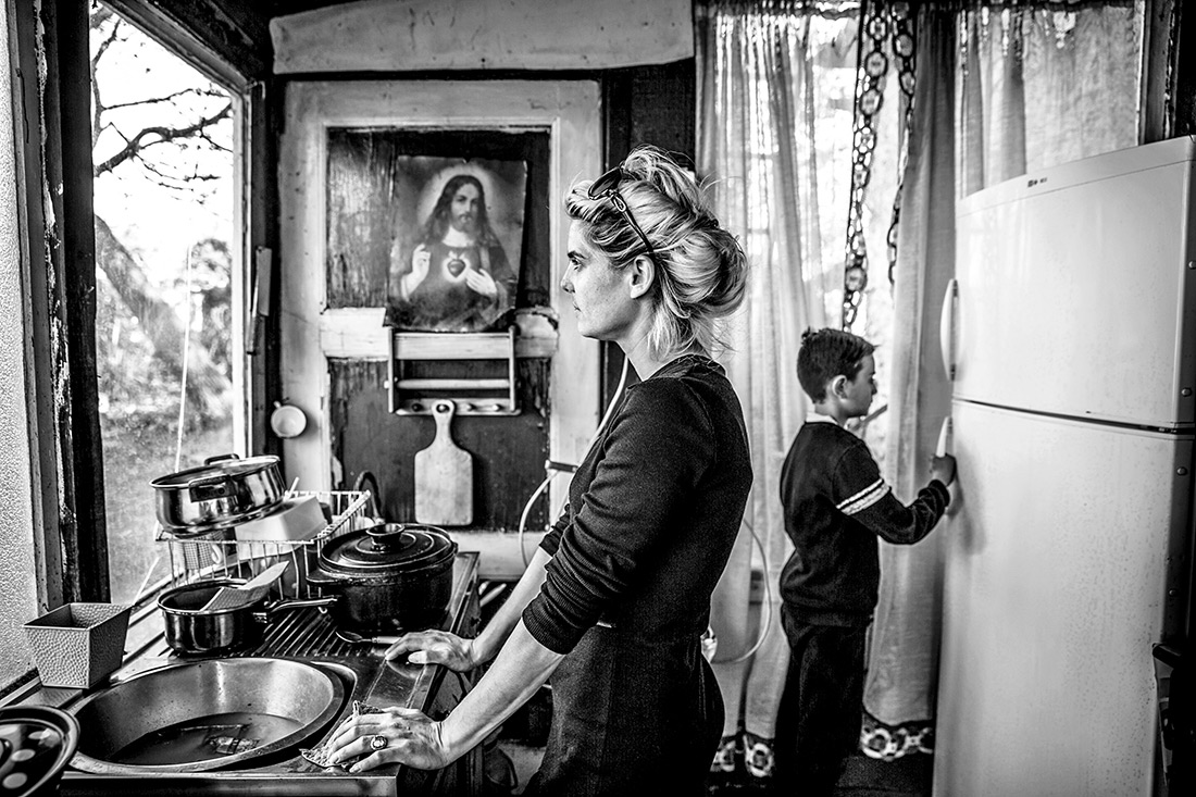 Жаннет Грегори, Франция / Jeannette Gregori, France, Победитель в категории «Фотожурналистика» (кадр), Фотоконкурс MonoVisions