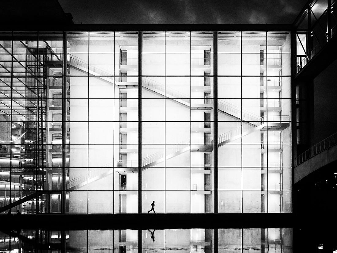 Ханс-Йорг Алефф, Германия / Hans-Jörg Aleff, Germany, Победитель в категории «Уличная фотография» (кадр), Фотоконкурс MonoVisions