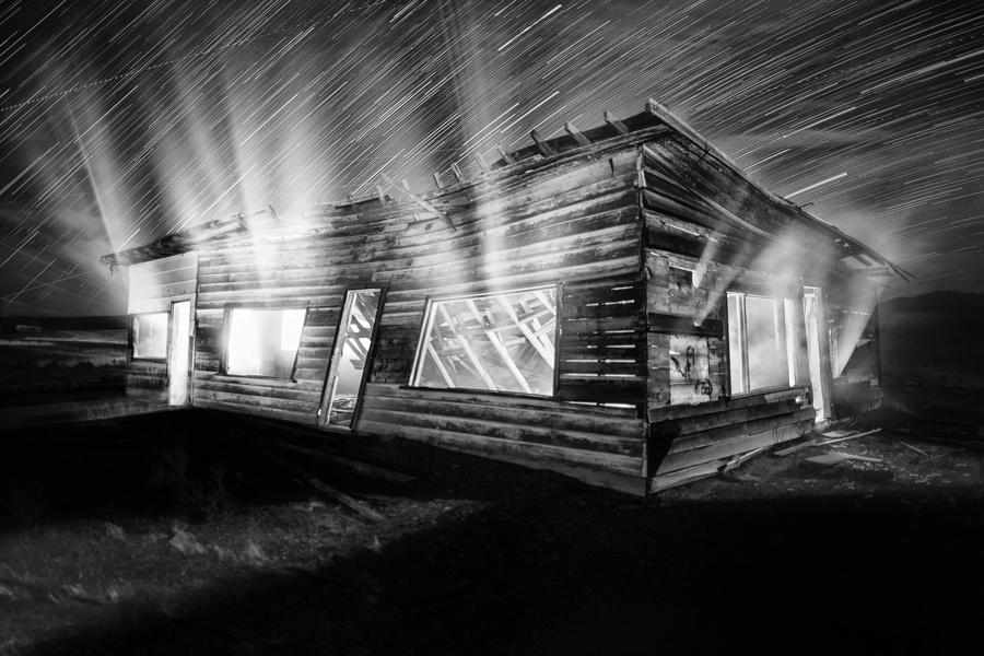 Потерянная Америка # 3, © Патриция Дину / Patricia Dinu, Италия, Фотограф года в категории «Архитектура», Фотоконкурс Monochrome Photography Awards