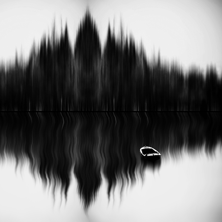 Да! Я далеко от дома, © Милад Сафабахш / Milad Safabakhsh, Иран, Исламская Республика, Фотограф года в категории «Фотомонтаж», Фотоконкурс Monochrome Photography Awards