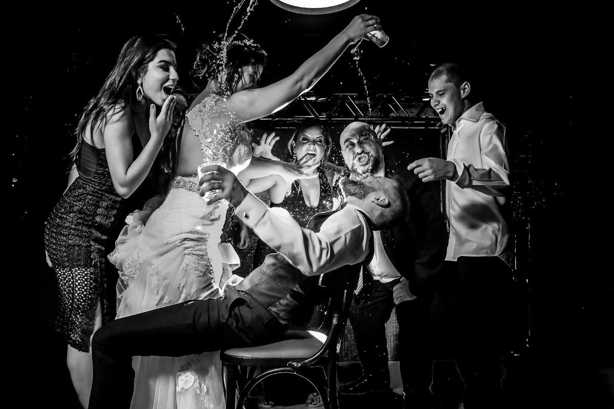 Дэвид Хофман / David Hofman, Победитель в номинации «Свадебная вечеринка», Конкурс свадебных фотографов MyWed Award