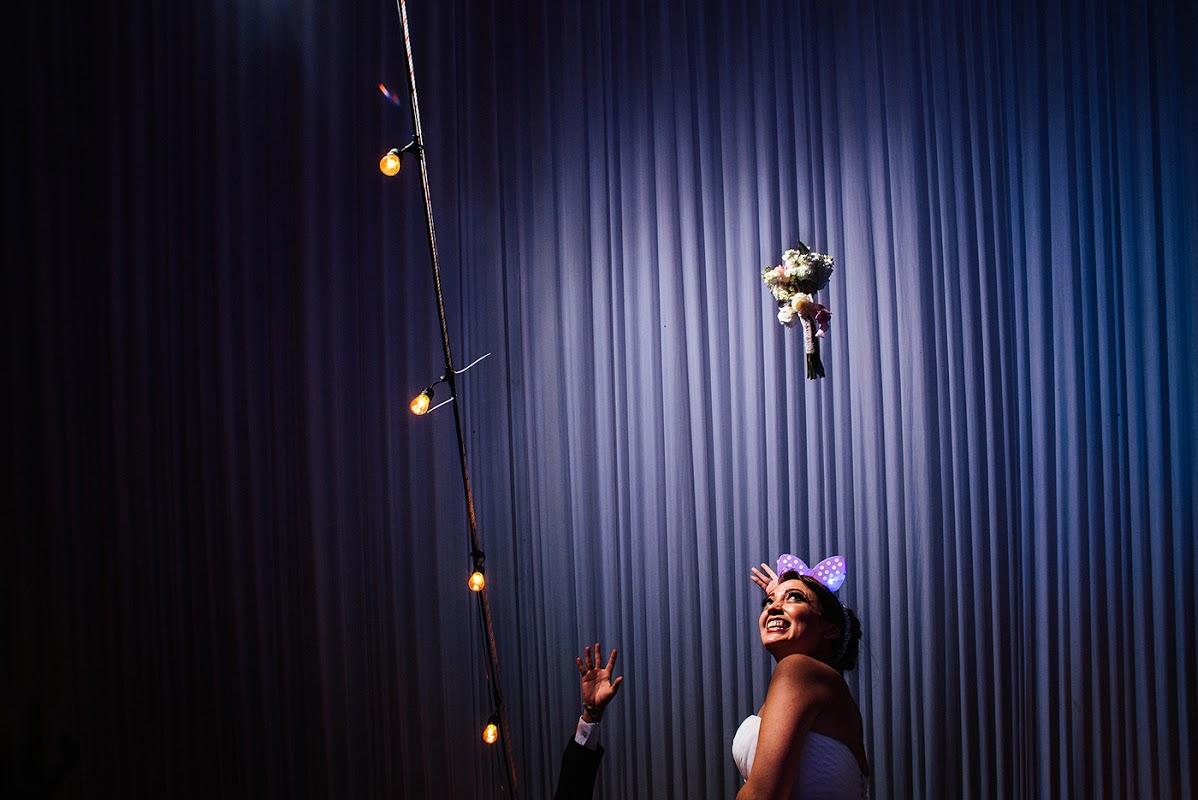Хорхе Ромеро / Jorge Romero, Победитель в номинации «Бросание букета», Конкурс свадебных фотографов MyWed Award