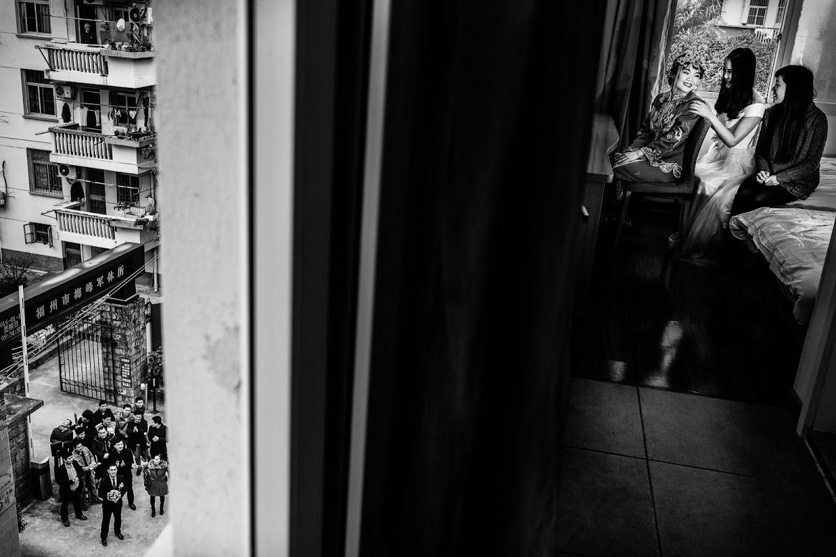 Винчи Ванг / Vinci Wang, Победитель в номинации «Ракурс», Конкурс свадебных фотографов MyWed Award