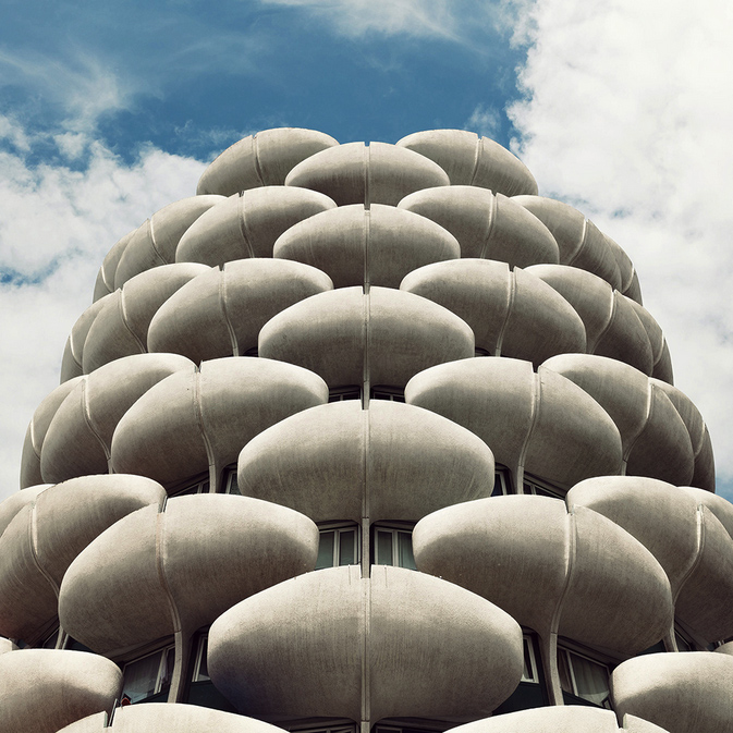 Действующие лица II<br> © Себастьян Вайс / Sebastian Weiss, Германия<br> Победитель категории «Архитектура: Здания», Фотоконкурс ND Awards Photo Contest