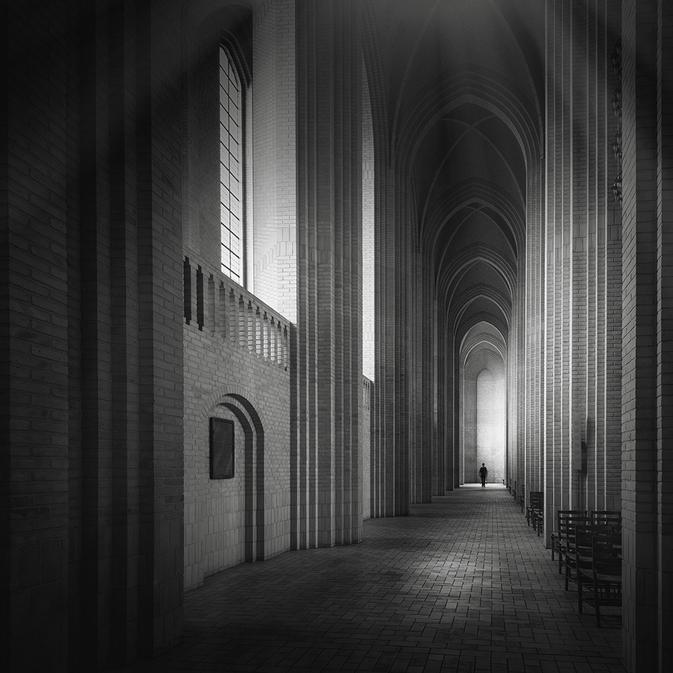 Благочестие, © Веза Пиханурми / Vesa Pihanurmi, Финляндия, Победитель категории «Архитектура: Интерьер», Фотоконкурс ND Awards Photo Contest