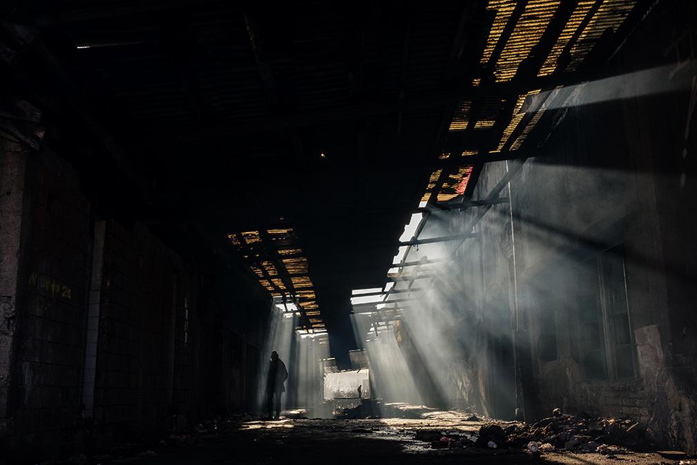 Жизнь в Лимбо, © Франческо Пистилли / Francesco Pistilli, Италия, ND Редакторский фотограф 2017 года, Фотоконкурс ND Awards Photo Contest