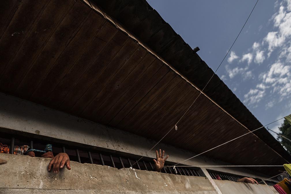 9 квадратных метров, © Морис Рессель / Maurice Ressel, Германия, Победитель категории «Редакционная: Документалистика», Фотоконкурс ND Awards Photo Contest