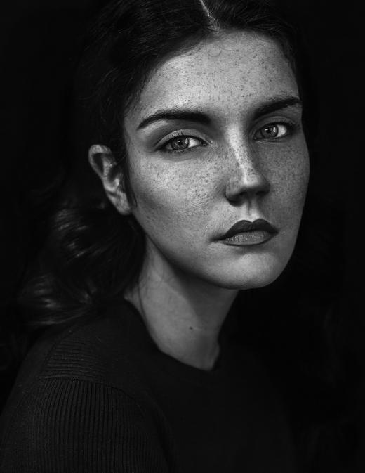 Портрет Шелли, © Бой Сурмински / Boy Surminski, Нидерланды, ND – Люди, Фотограф года – 2017, Фотоконкурс ND Awards Photo Contest