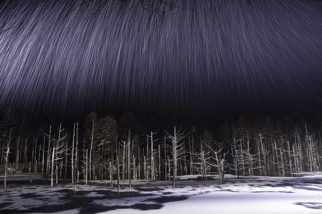 Юсуке Хаяси / Yusuke Hayashi, Хоккайдо, Япония, Победитель в категории «Пейзаж», Фотоконкурс «Лучшая природная фотография Азии» — Nature's Best Photography Asia