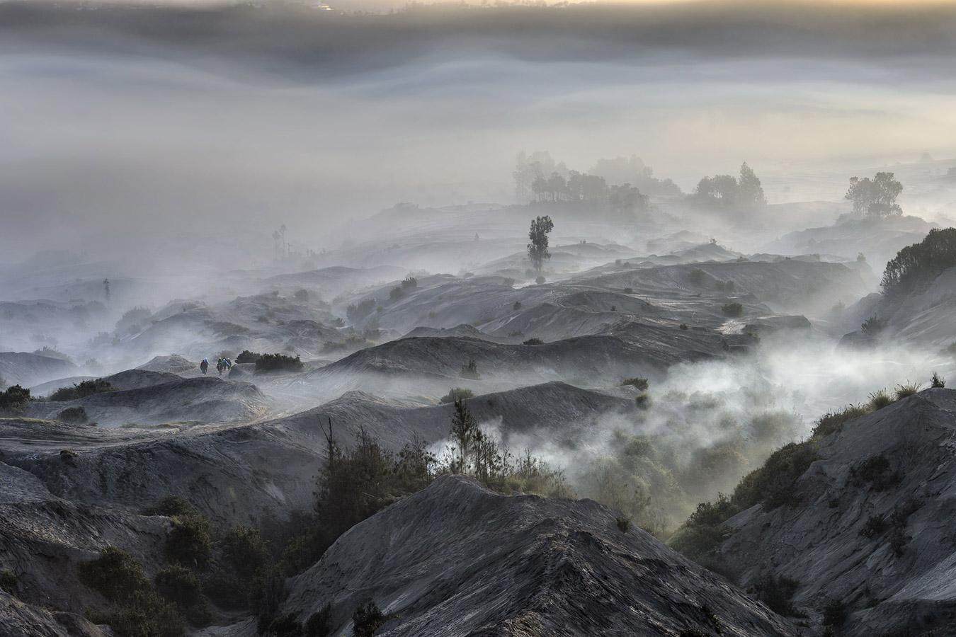 Мин Тан / Min Tan, Саравак, Малайзия, Почётная оценка в категории «Пейзаж», Фотоконкурс «Лучшая природная фотография Азии» — Nature's Best Photography Asia