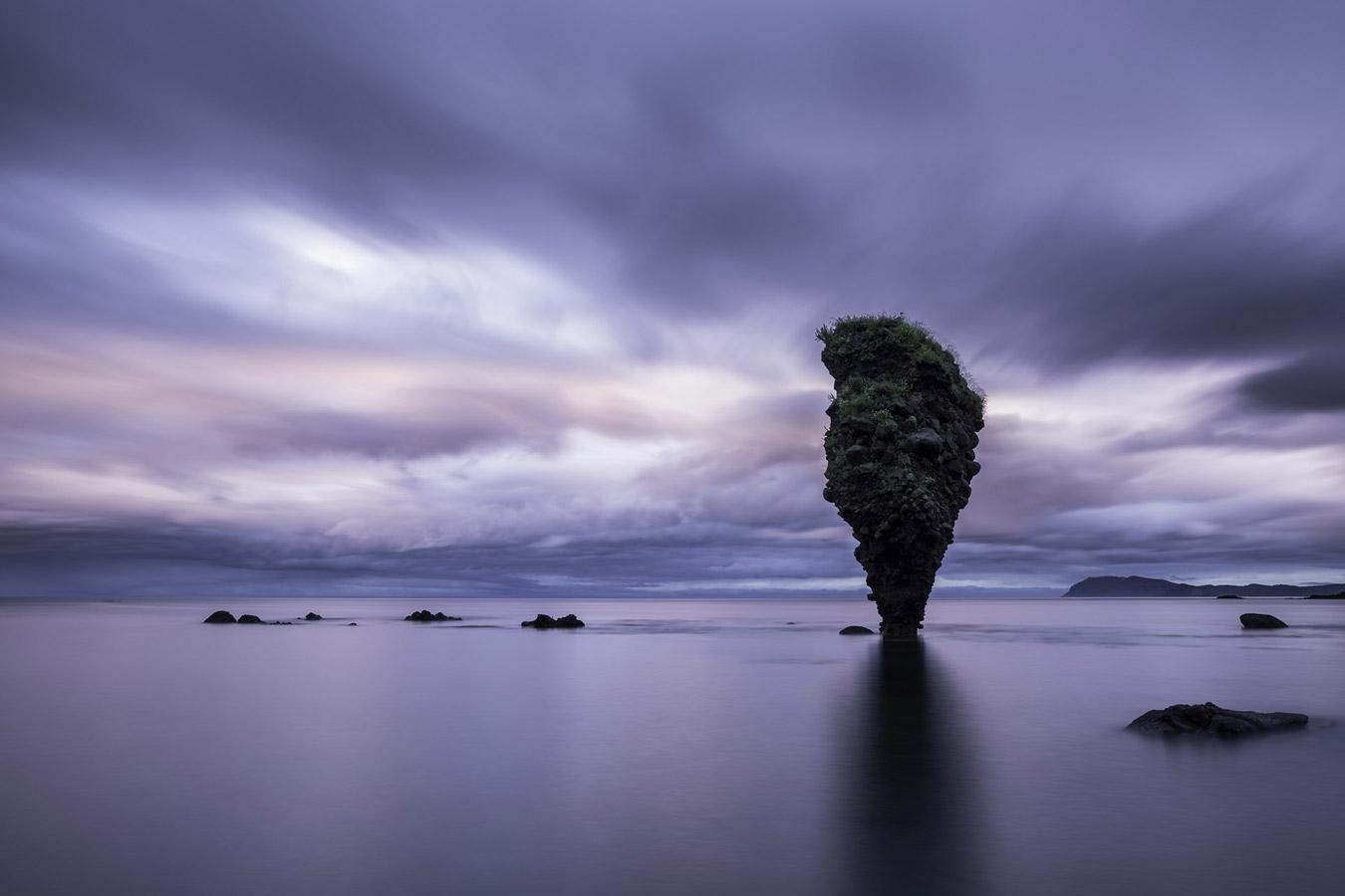 Хироши Танита / Hiroshi Tanita, Саппоро, Япония, Почётная оценка в категории «Пейзаж», Фотоконкурс «Лучшая природная фотография Азии» — Nature's Best Photography Asia