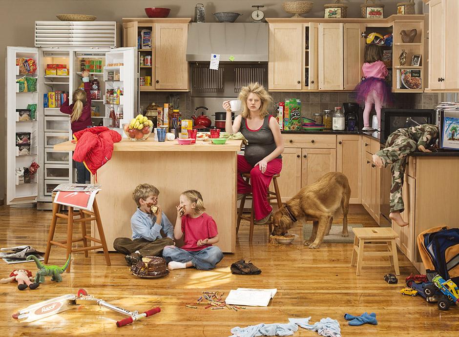 Хит Роббинс, США / Heath Robbins, USA, 2-е место в категории «Дом» (один кадр), Фотоконкурс Nikon Photo Contest 2016–2017