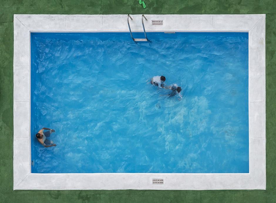 Пакер 105, Аргентина / Packer 105, Argentina, 2-е место в премии «Открытие» (один кадр), Фотоконкурс Nikon Photo Contest 2016–2017
