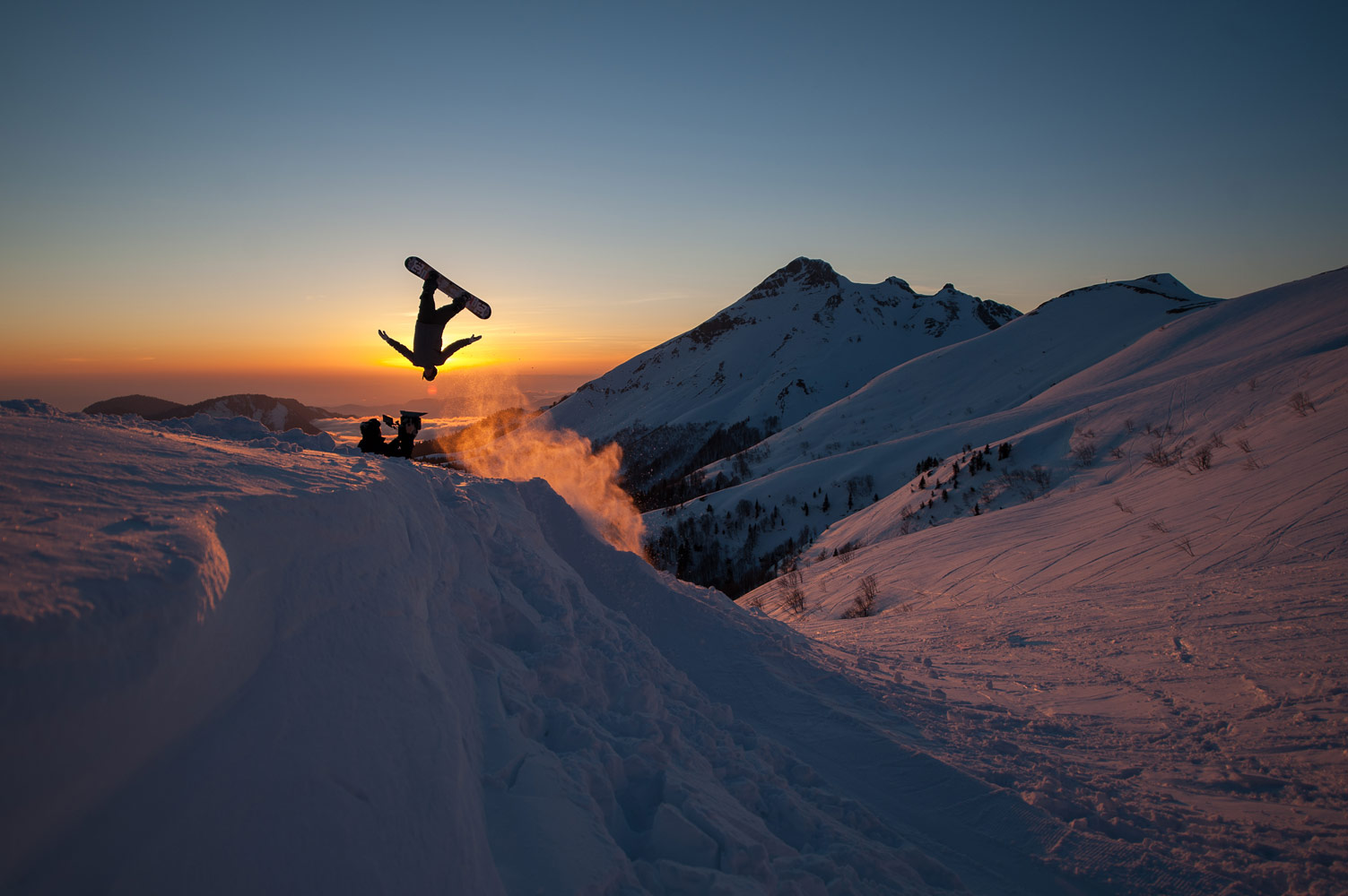 Никита Клюквин, Полёт наяву, 1 место в номинации «Движение», любители, Фотоконкурс Nikon «Я в сердце изображения»