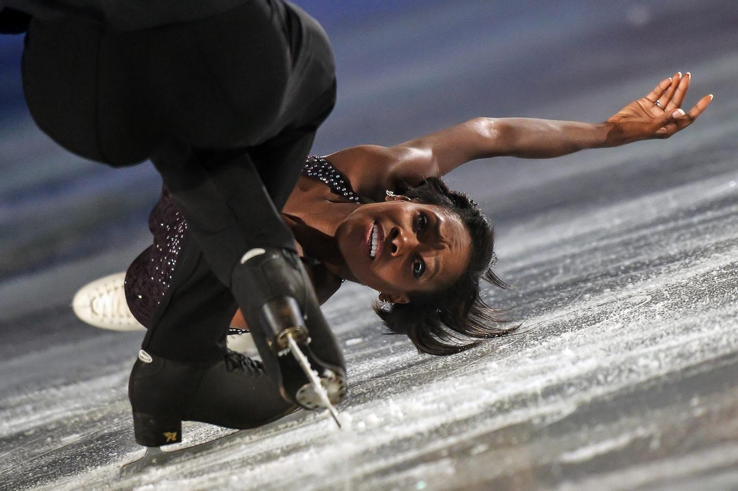 Владимир Песня, Спираль смерти, 3 место в номинации «Спорт», профессионалы, Фотоконкурс Nikon «Я в сердце изображения»