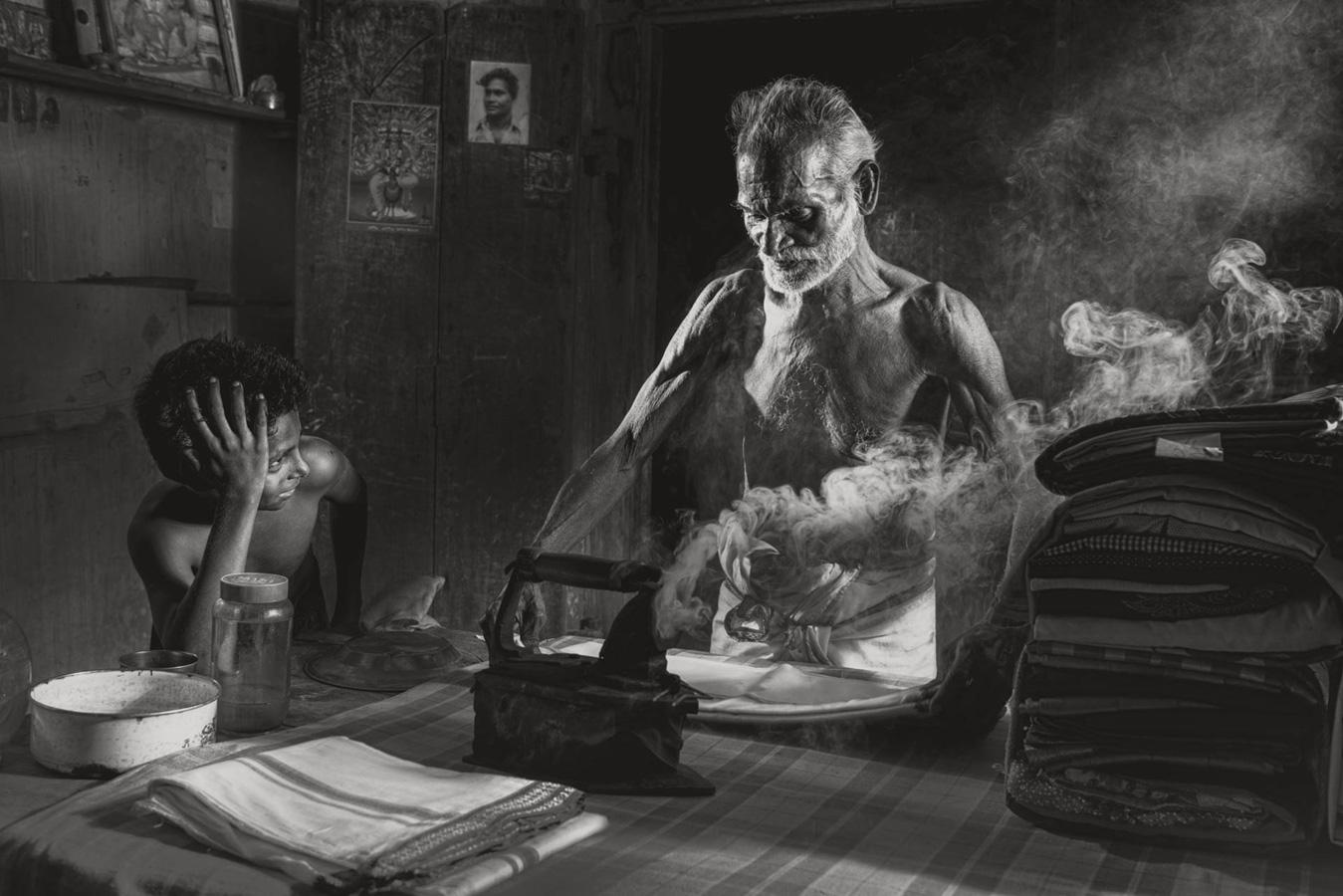 Палиса С. Виракун / Palitha S. Weerakoon, Победитель в категории «Люди», Фотоконкурс Oasis Photo Contest