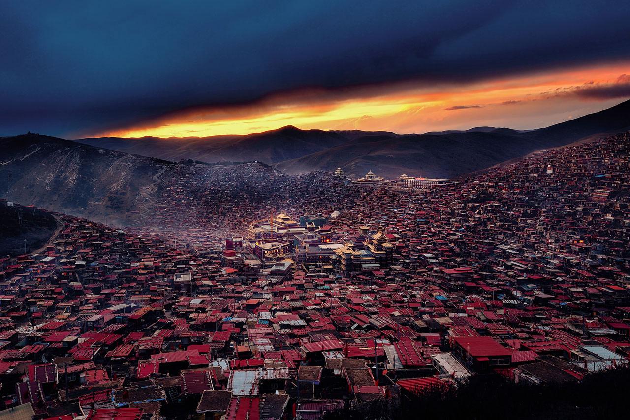 轻松上路, Китай / China, 2-е место в категории «Места вдохновения», Фотоконкурс Olympus Global Open Photo Contest