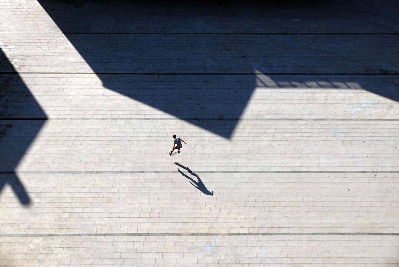 Дамия Тезореро, Испания / Damia Tesorero, Spain, 1-е место в категории «Перспектива», Фотоконкурс Olympus Global Open Photo Contest