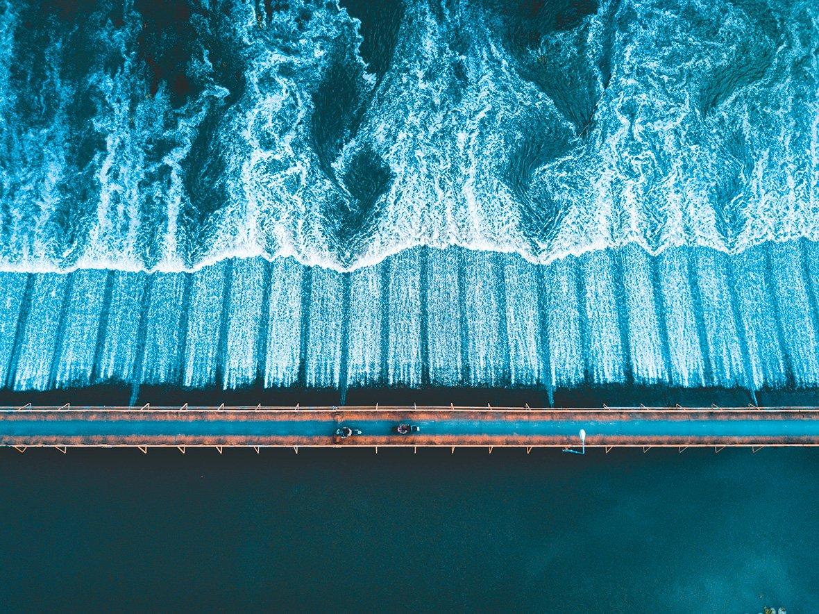 Том Свитман, Великобритания / Tom Sweetman, UK, Победитель категории «Вид сверху», Фотоконкурс Outdoor Photographer of the Year