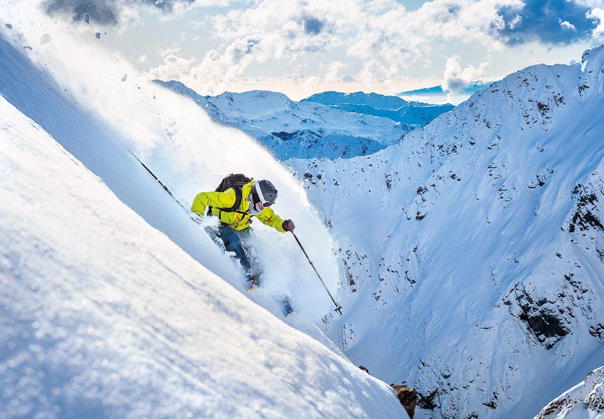 Марк Бриджвотер, Новая Зеландия / Mark Bridgwater, New Zealand, Фотоконкурс Outdoor Photographer of the Year