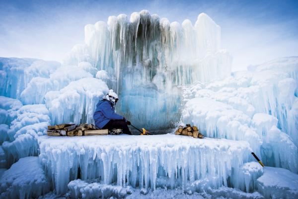 © Кирстен Квист / Kirsten Quist, Канада, Победитель категории «Реальные приключения», Фотоконкурс Outdoor Photographer of the Year