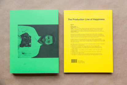 Производственная линия счастья / The Production Line of Happiness, Кристофер Уильямс / Christopher Williams, Премия «Фотокаталог года», 2014, Paris Photo — Aperture Foundation PhotoBook Awards