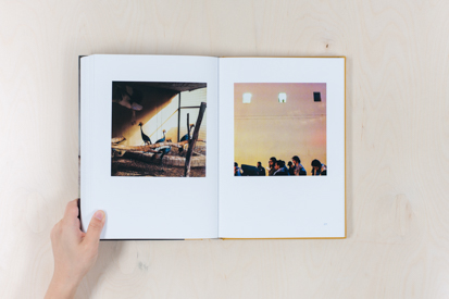 Ливийский сахар / Libyan Sugar, Майкл Кристофер Браун / Michael Christopher Brown, Премия «Первая фотокнига», Paris Photo — Aperture Foundation PhotoBook Awards