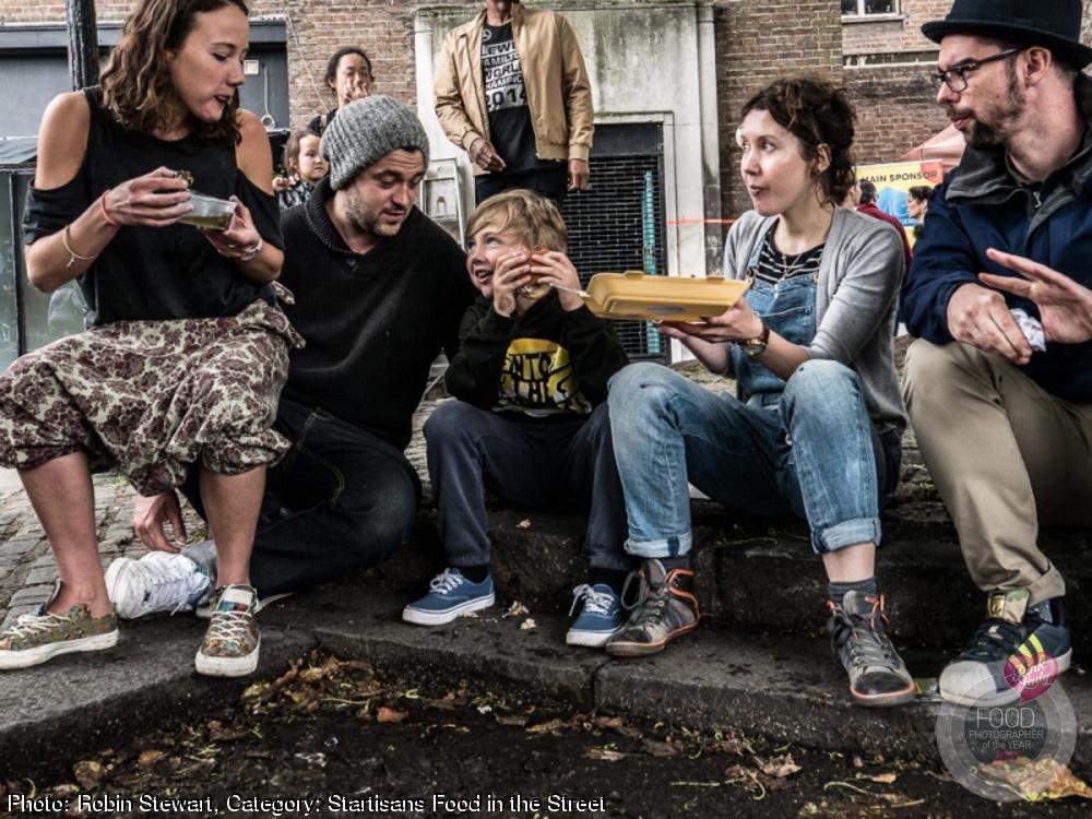 Робин Стюарт, Великобритания / Robin Stewart, UK, Победитель в категории «Startisans Food in the Street», Фотоконкурс Pink Lady Food Photographer