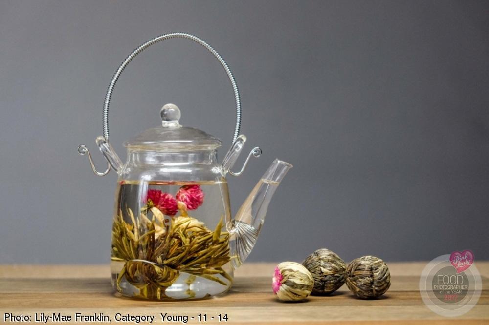 Лили-Мэй Франклин, Великобритания / Lily-Mae Franklin, UK, Победитель в категории «Молодые, 11–14 лет», Фотоконкурс Pink Lady Food Photographer