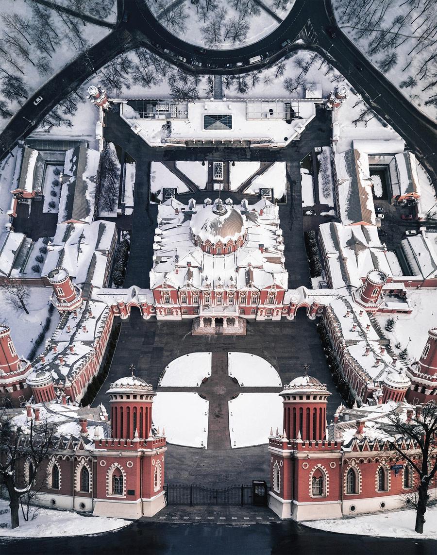 Борщев Юрий / Новый взгляд, 2 место в категории «Архитектурная фотография», Фотоконкурс «Планета Москва»
