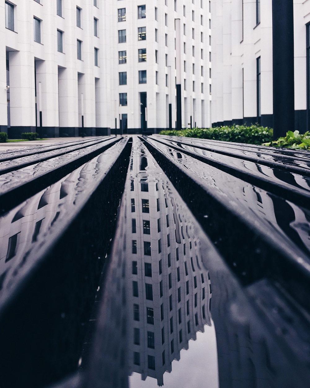 Карпанова Анастасия /После дождя, 3 место в категории « Архитектурная фотография», Фотоконкурс «Планета Москва»