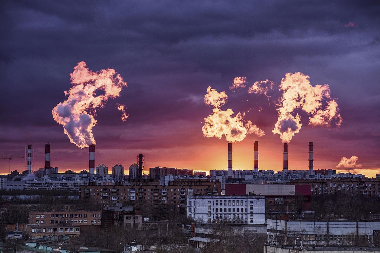 Ломакина Анна / Московские факелы, 2 место в категории «Пейзаж», Фотоконкурс «Планета Москва»