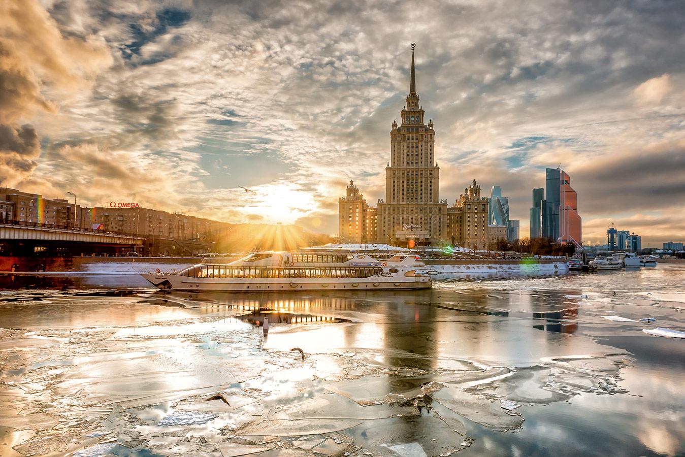 Терехина Юлия / Зимние прогулки, Выбор «ТАСС», Фотоконкурс «Планета Москва»