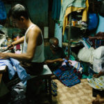 Рабочие в Дхарави, © Томоюки Танида / Tomoyuki Tanida, 3-е место в категории «Реклама» (профессионал), Фотоконкурс PX3 – Prix de la Photographie Paris