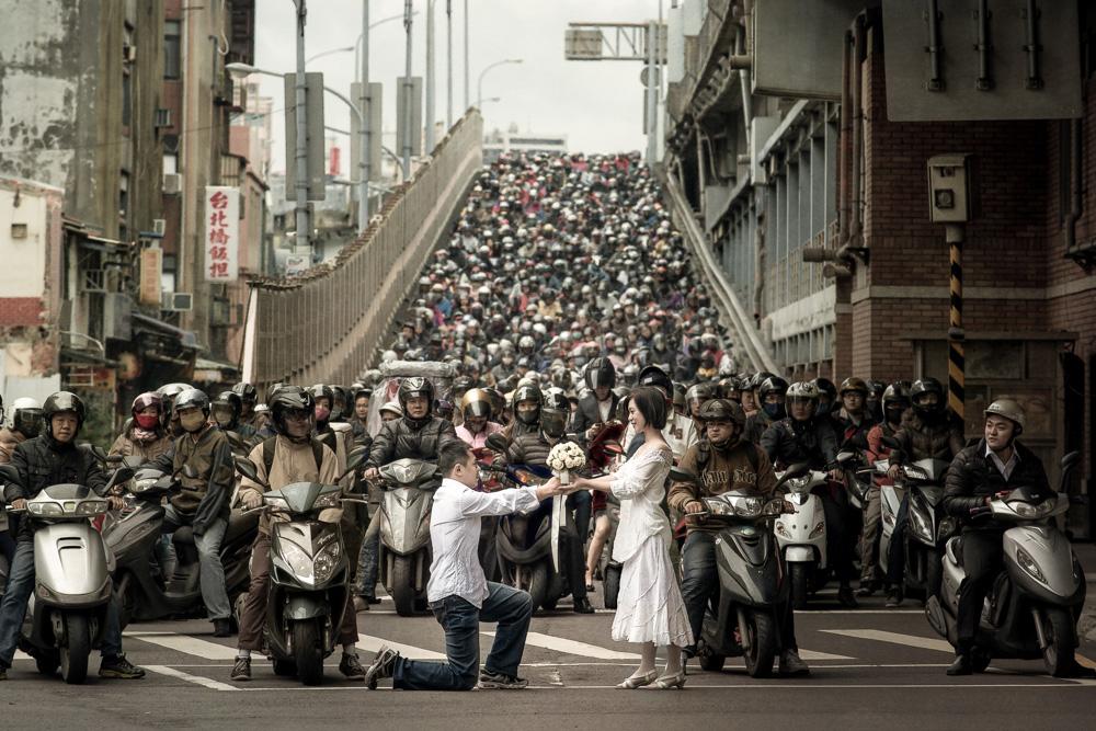 Предложение, © Чих Хао Као / Chih Hao Kao, 3-е место в категории «Портрет» (профессионал), Фотоконкурс PX3 – Prix de la Photographie Paris