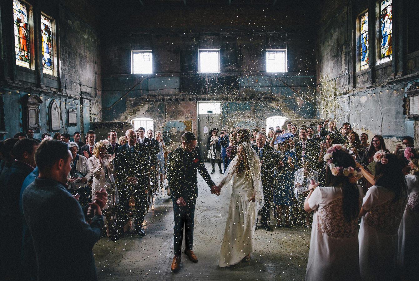 Кэролайн Бриггс, Великобритания / Caroline Briggs, UK, 3-е место в категории «Портреты», Конкурс свадебной фотографии Rangefinder